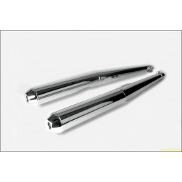 Silencer BMW /6 and /7, 38 mm