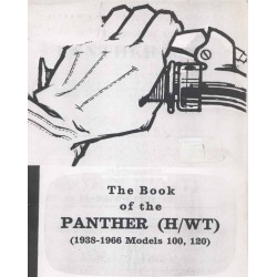 Workshop manual and instruction book PANTHER models 100 and 120