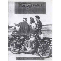 NORTON Singles OHV and SV 1931 - 1966