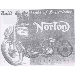 NORTON Sales Brochure 1947