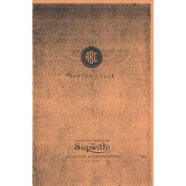 Catalogo de venta ABC 1920
