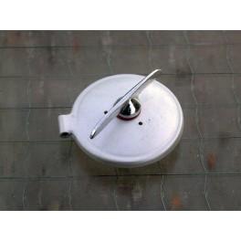 Benzintankdeckel BSA A 65 Aluminium mit Fluegelverschluss