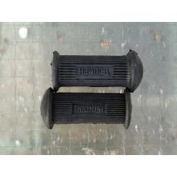 Footrest rubbers TRIUMPH