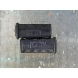 Footrest rubbers ARIEL 1949 - 1956