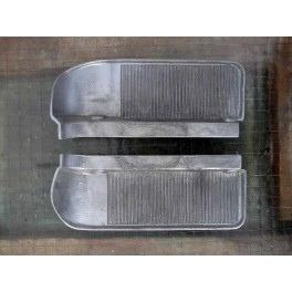 Planchas reposapies conductor BMW R 12