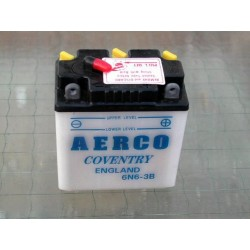 Battery for LUCAS batterybox 6 V