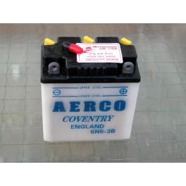Batterie fuer LUCAS Batteriebox 6 V