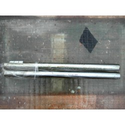 Fork stanchions BSA A 65 conical hub