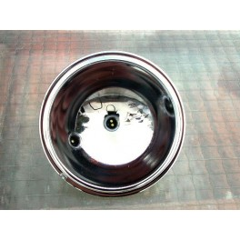 """Head lamp refector for LUCAS 8"""" flat glas head lamps"""