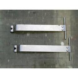 Battery strap assy.  Zuendapp K 500/800