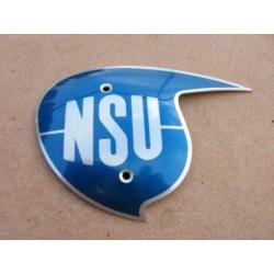 Tank badge alloy NSU Max LH