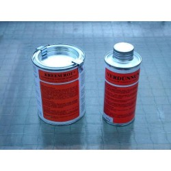 Tanksiegel KREEM ROT 650 gramm