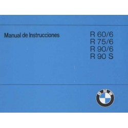 Manual de Instrucciones BMW R 50/5 - R 75/5