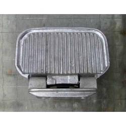 Rear footboard foldable BMW R 35