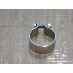Exhaust pipe/silencer clamp NSU Max