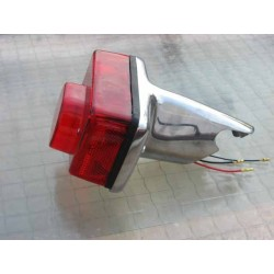 Tail lamp support LUCAS with L 917 Tail lamp pattern