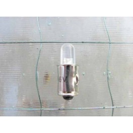 LED bulb white BA7 Speedo light